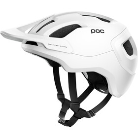 POC Axion Spin Casque, matt white